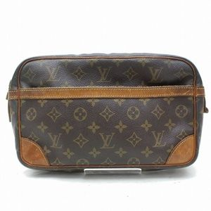 Louis Vuitton Clutch Compiegne 28 makeup bag